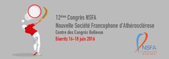 Affiche du congrès de la NSFA 2016
