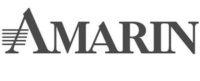 Logo Amarin gris